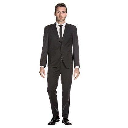 Daniel Hechter Anzug aus Schurwolle, Regular Fit, 5 Farben für je 144,44€ inkl. VSK