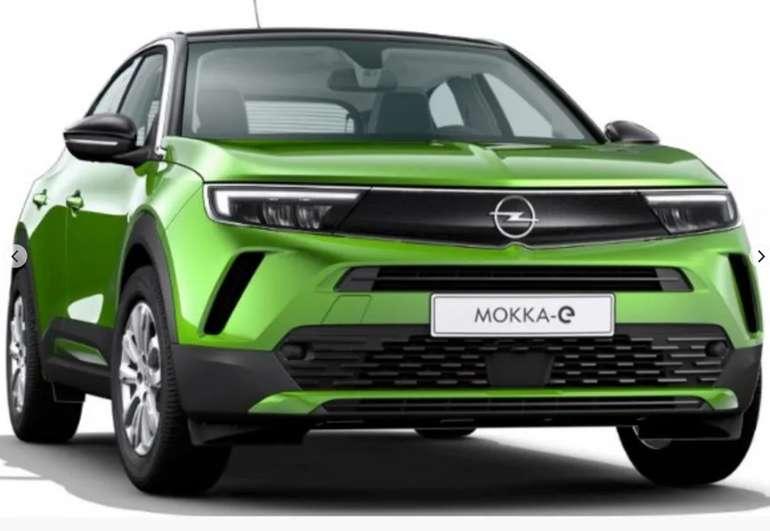 Privatleasing: Opel Mokka e Edition mit 136 PS für 139€mtl. (BAFA, LF: 0.43, Überführung: 995€)