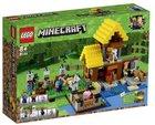 LEGO Minecraft - Farmhäuschen (21144) für 39,83€ (statt 80€)