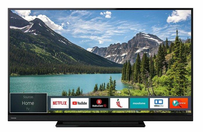 Toshiba 55T6863DA – 55 Zoll UHD 4K LED Smart TV für 329,90€ (statt 400€)
