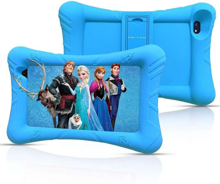 3 in 1 Pritom Tablet Deal, z. B. Kids Tablet (32 GB) für 60,89€ inkl. Prime-Versand (statt 87€)