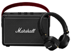 Kilburn II Bluetooth Lautsprecher + Major III Kopfhörer für 260,99€ (statt 309€)