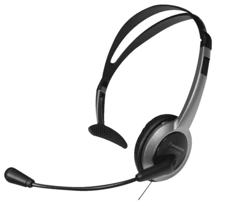Panasonic RP-TCA 430 E-S Headset (kabelgebunden) für 15€ inkl. Versand (statt 22€)