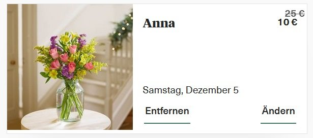 Blumenstrauß Anna 2