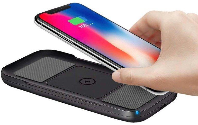 Arino 10W Wireless Qi Charger für 17,49€ inkl. Versand (Prime)