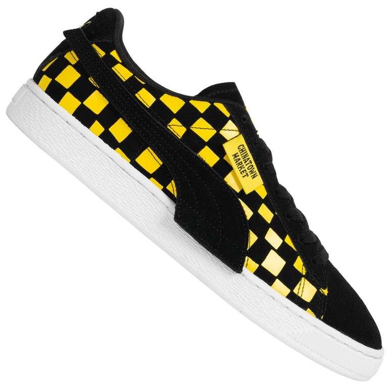 Puma x Chinatown Market Suede Sneaker für 26,34€ inkl. Versand (statt 50€)