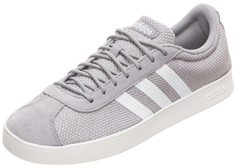 Adidas VL Court 2.0 Herren Freizeitschuhe für 38,97€ inkl. Versand (statt 49,50€)