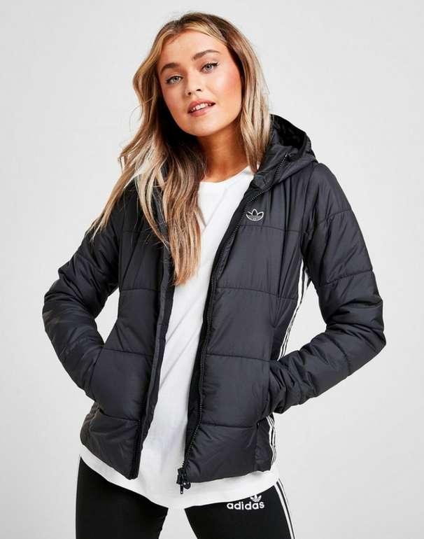 adidas Originals Damen Slim Jacke in Schwarz für 58,99€inkl. Versand (statt 65€)