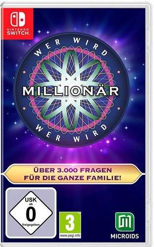 Wer wird Millionär? für die Nintendo Switch für 19,99€ inkl. Prime Versand (statt 29€)