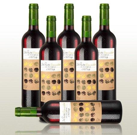Über 60 Weine mit bis zu 50% Rabatt im Vinos Lagerverkauf z.B. 6x Biowein zu 24€