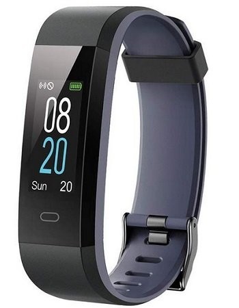 YAMAY IceFox - Fitness Tracker mit OLED Touchdisplay & IP67 für 25,99€