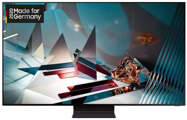 Samsung GQ65Q800T - 65 Zoll UHD 8K QLED Smart-TV für 2.554,87€ inkl. Versand + 500€ Cashback