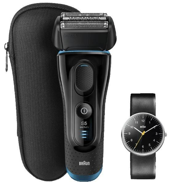 Saturn: Haushalt & Beauty Angebote, z.B. Braun Series 5 + Armbanduhr für 149€
