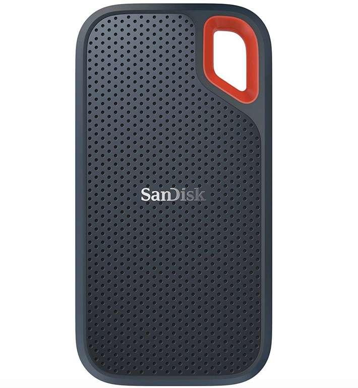 SanDisk Extreme Portable SSD mit 2TB Speicher für 199,90€ inkl. Versand (statt 242€)