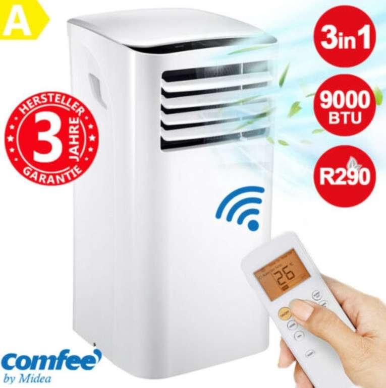 Comfee MPPH-09CRN7 Klimaanlage (9.000 BTU/Std.) für 189,99€ inkl. Versand (statt 204€)