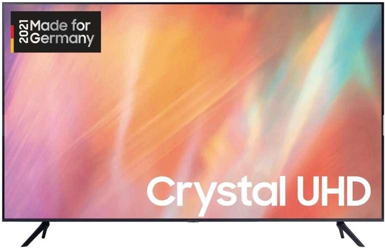 Amazon Prime Day: Samsung GU75AU7179UXZG - 75 Zoll Crystal UHD 4K Smart-TV (HDR, Q-Symphony) für 854,05€