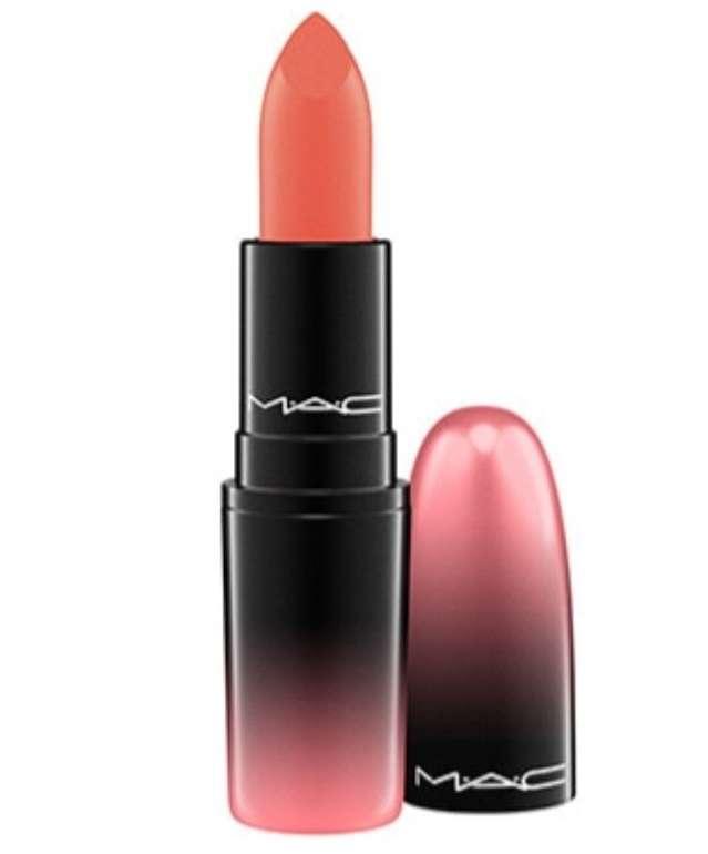 Mac Cosmetics: 40% Rabatt auf Lippenstifte und Lip Pencils - z.B. 2x Lippenstifte für 26,40€ (statt 38€)