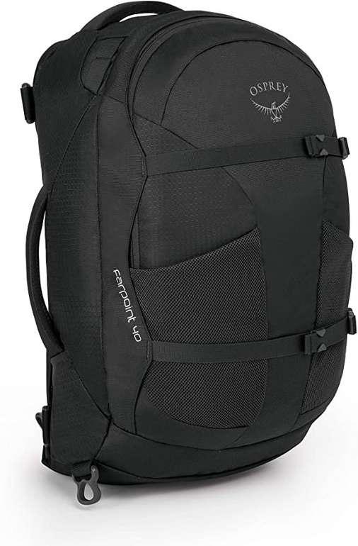 Osprey Reiserucksack Farpoint 40 SM für 57,23€ / ML für 59,41€ inkl. Versand (statt 70€)