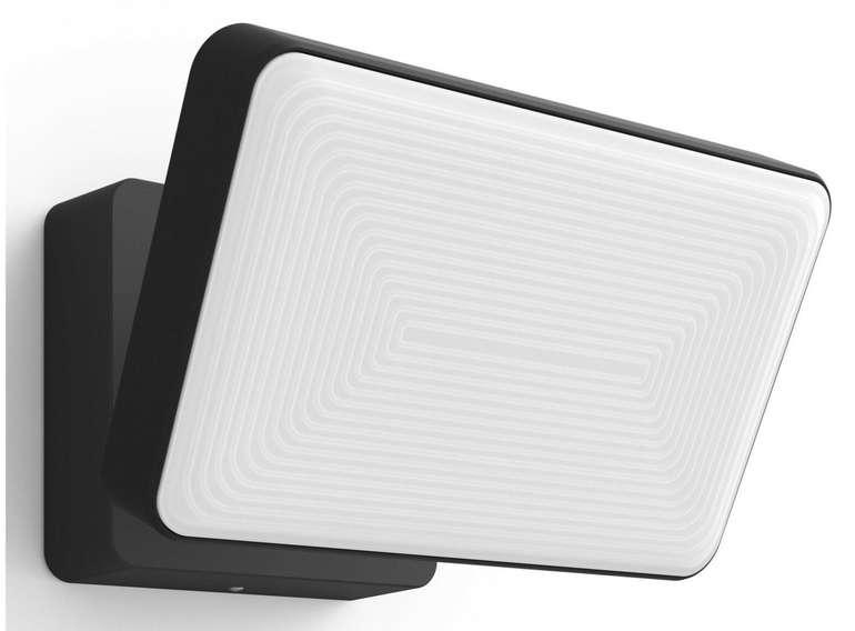 """Philips Hue LED Außen-Wandleuchte """"Welcome"""" (1-flammig, Energieeffizienz: A+) für 77,94€ (statt 90€)"""