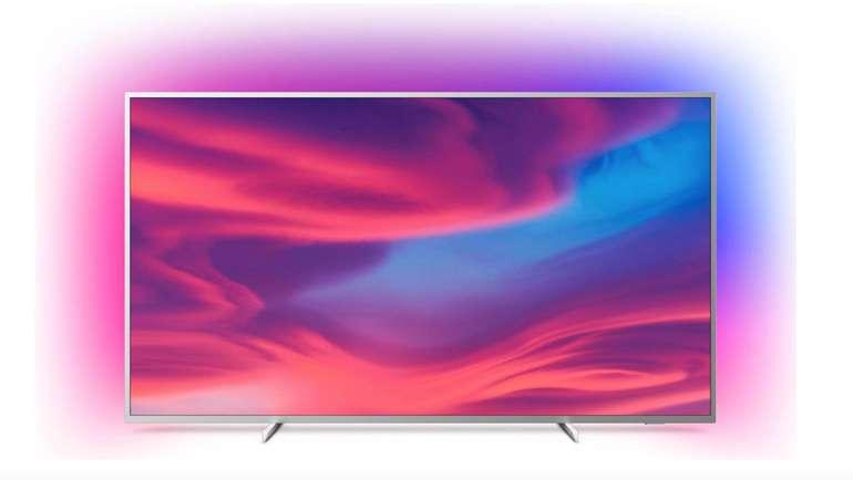 "Philips ""The One"" 70PUS7304/12 - 70"" 4K Ultra HD LED Smart-TV mit 3-seitigem Ambilight für 999€"