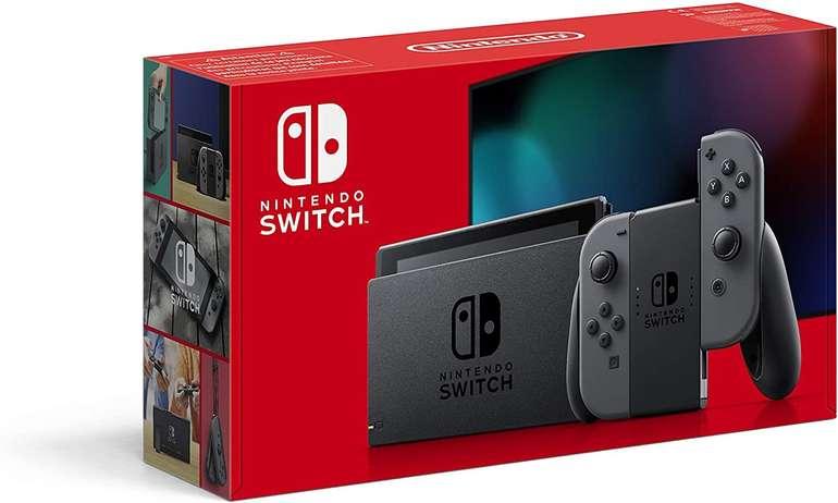 Nintendo Switch Konsole (neue Edition) für 309,73€ inkl. Versand (statt 322€) - Newsletter!
