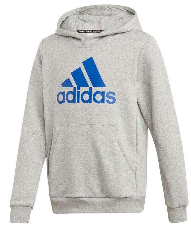 Adidas Athletics Must Haves Badge of Sport Kinder Hoodie für 15,98€ inkl. Versand (statt 25€) - Creators Club