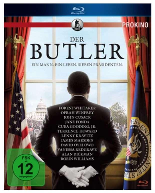 Der Butler - Ein Mann. Ein Leben. Sieben Präsidenten [Blu-ray] für 3,77€ inkl. Versand (statt 11€)