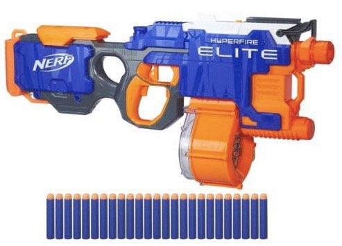 Nerf N-Strike Elite – Hyper-Fire Blaster für 19,99€ inkl. Versand (statt 40€) - Prime!