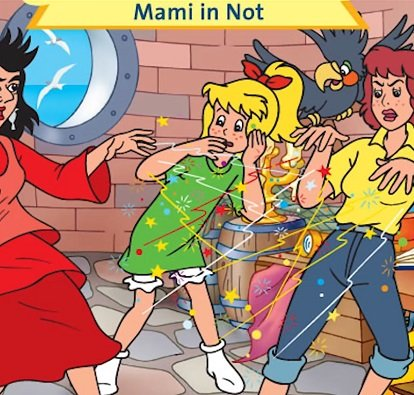 Hörspiel des Monats Oktober: Bibi Blocksberg - Mami in Not (Folge 81) kostenlos