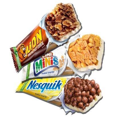 Nestlé Cerealien-Riegel gratis testen dank Geld-zurück-Garantie