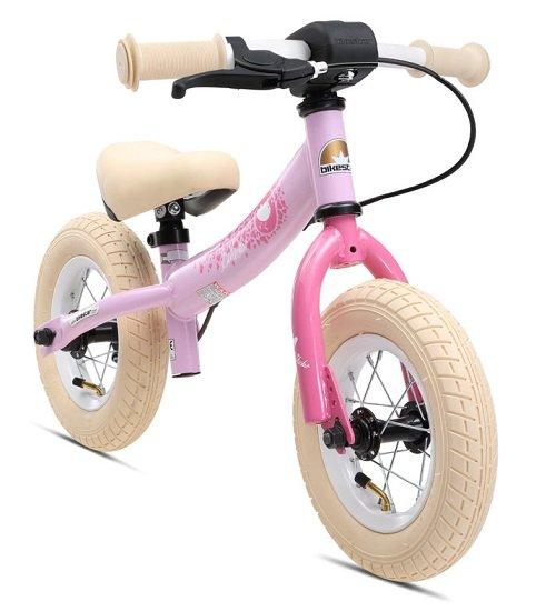 """babymarkt: Auslaufartikel & Restposten deutlich reduziert, z.B. bikestar Kinderlaufrad 10"""" Sport Rosa für 41,39€"""