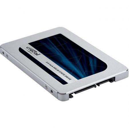 Crucial MX500 SSD mit 500GB Speicher für 55,99€ inkl. VSK