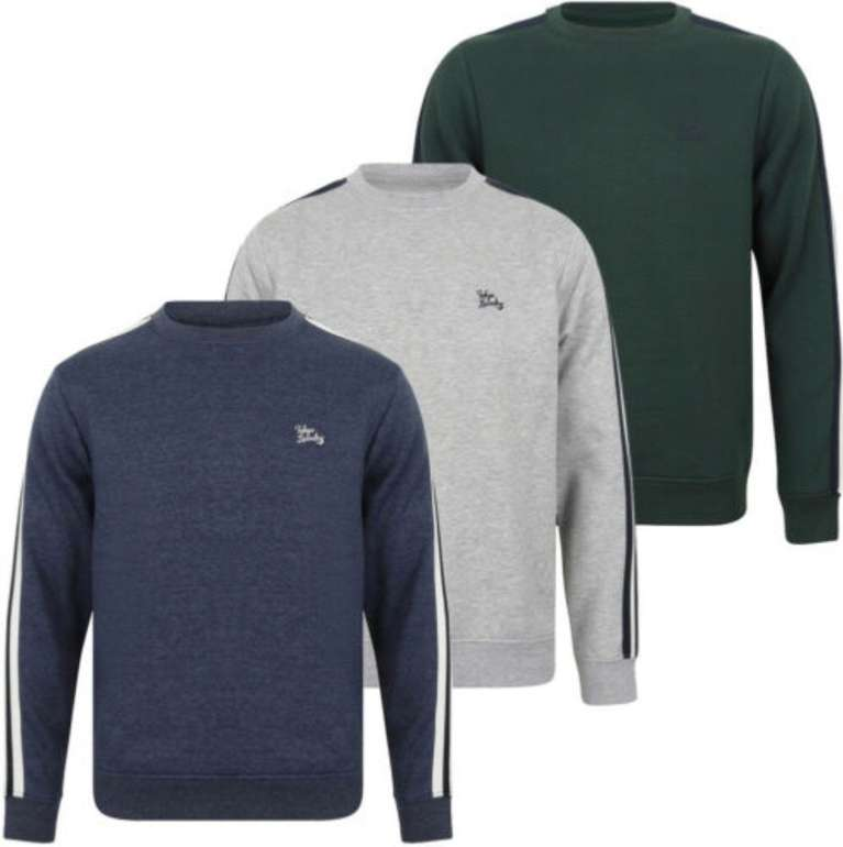 Tokyo Laundry Nocona Point Herren Sweatshirt für 9,99€ inkl. Versand (statt 15€)