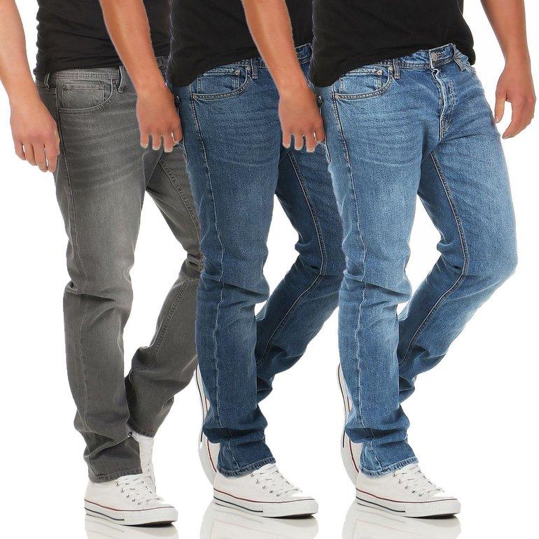 Jack & Jones Mike Original Herrenjeans (Comfort Fit) für 34,90€ inkl. Versand