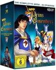Die Legende von Prinz Eisenherz - DVD Gesamtbox (Alle 65 Folgen) nur 11,74€