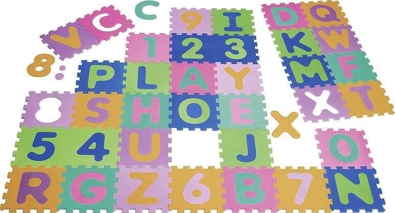 Playshoes EVA Puzzlematte 36-teilig für 36,79€ (statt 45€)