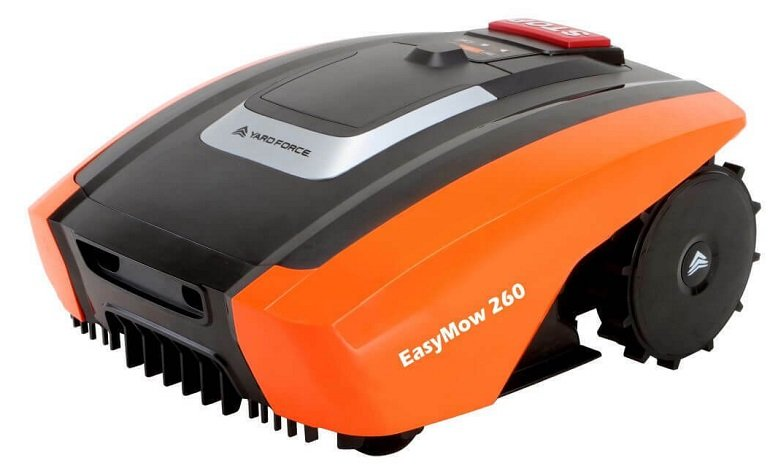 Yard Force EasyMow 260 Mähroboter 2