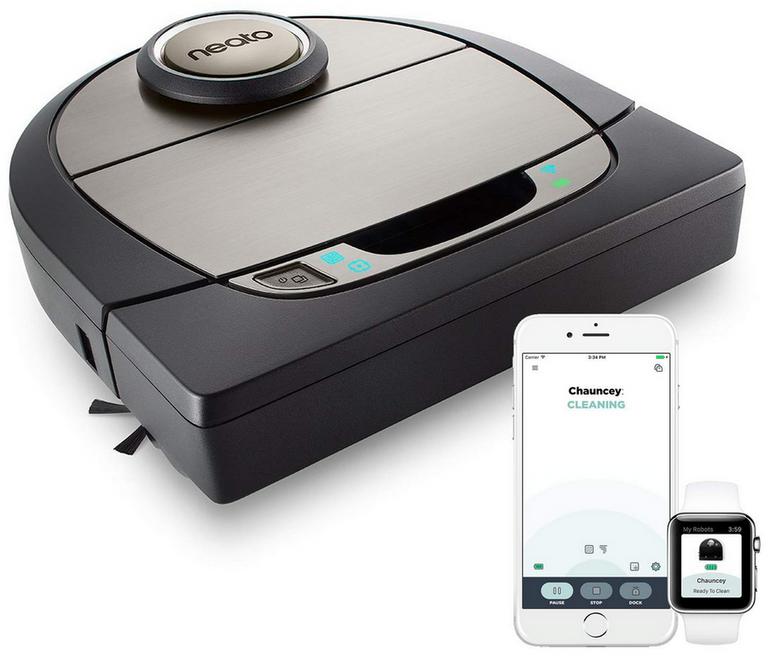 Neato Robotics Botvac D7 Connected - Saugroboter mit Wifi für 499€ (statt 578€)