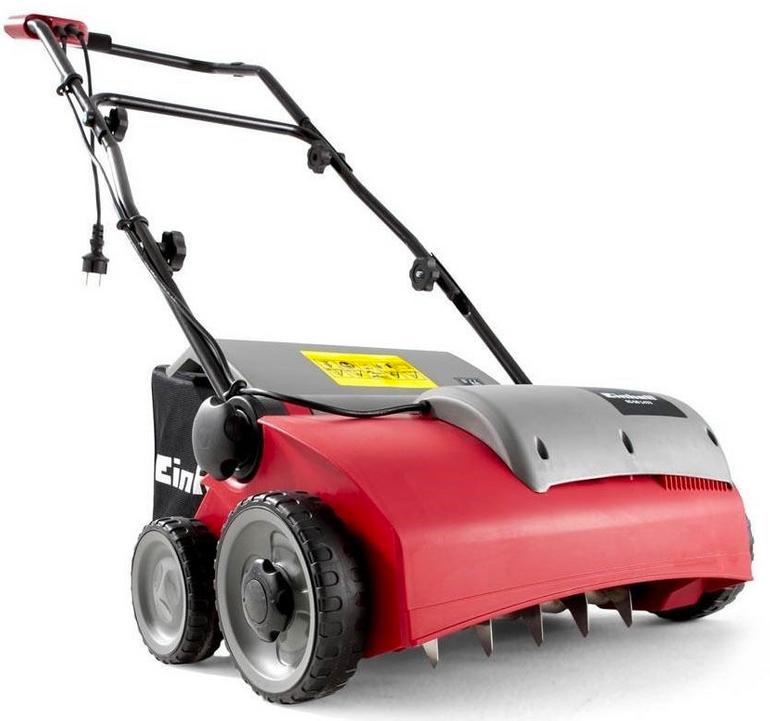 Einhell RG-SA 1433 Elektro-Vertikutierer für 79,19€ inkl. Versand