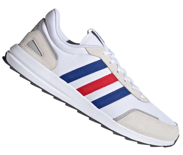 """Adidas Schuh """"Retrorunner"""" in weiß/blau für 37,95€ (statt 49€)"""