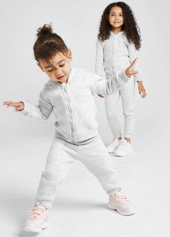 McKenzie Girls' Micro Essential Baby Full Zip Trainingsanzug in Grau für 18€ inkl. Versand (statt 40€)