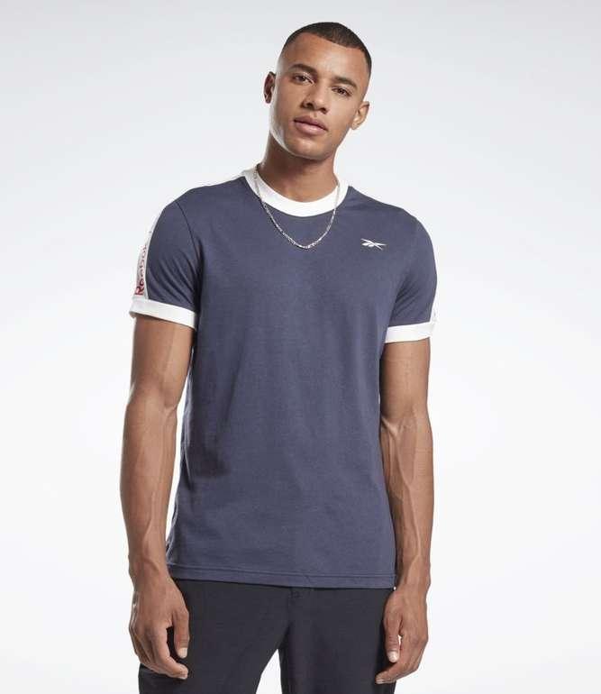 Reebok Training Essentials Herren Linear Logo T-Shirt für 16,67€ inkl. Versand (statt 24€)