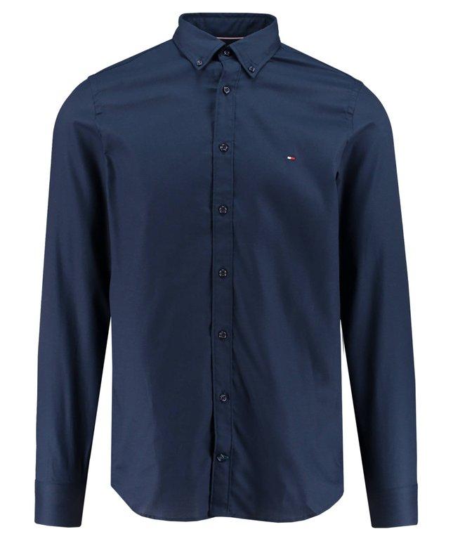 Tommy Hilfiger Slim Fit Hemd für 62,91€ inkl. Versand