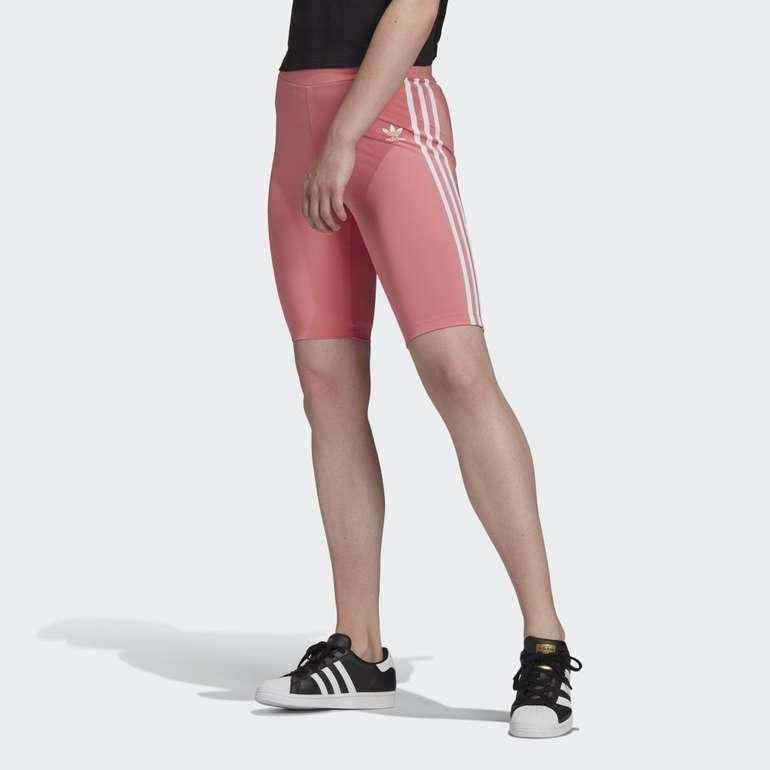 Adidas Adicolor Classics Primeblue High-Waisted Damen Radlerhose für 13,65€ (statt 20€) - Creators Club