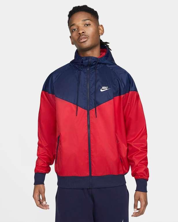 Nike Sportswear Windrunner Herrenjacke mit Kapuze für 44,78€inkl. Versand (statt 56€) - Nike Club!