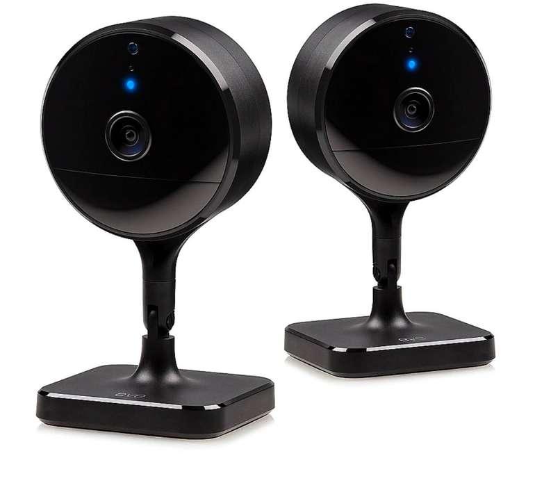 Eve Cam 2er-Pack - Smarte Innenkamera mit Apple HomeKit für 229€ inkl. Versand (statt 259€)