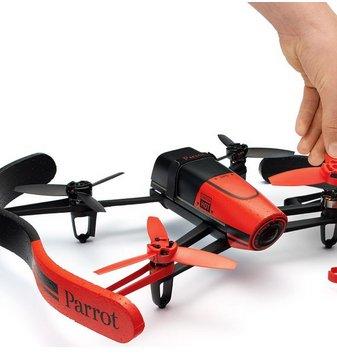 Parrot Quadrocopter Bebop Drohne für 115€ inkl. Versand