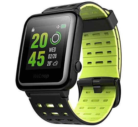 OMORC GPS Smartwatch mit Herzfrequenzmessung für 67,99€ (statt 123€)
