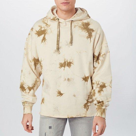 """tigha Sweatshirt """"Severin"""" in sand / braun für 59,43€ (statt 120€)"""