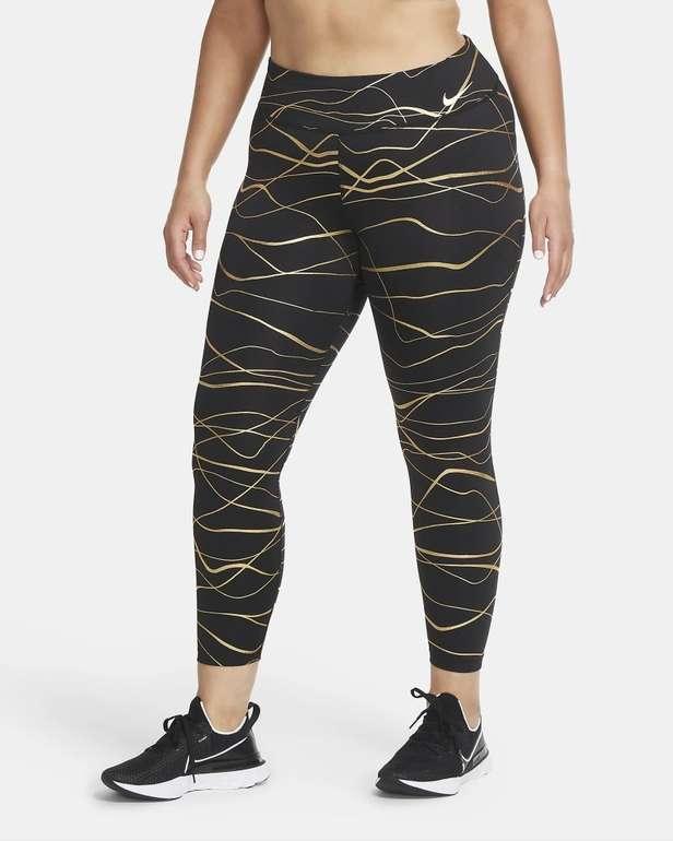 Nike Icon Clash Fast Damen Lauf-Tights(große Größe) in 2 Farben für je 32,70€ (statt 55€) - Nike Membership!